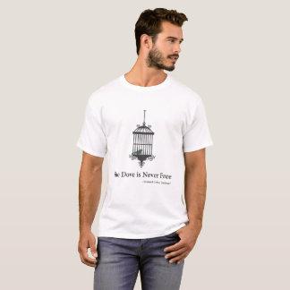 T-shirt Leonard Cohen - hymne de colombe