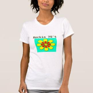 T-shirt Les années 70 de Rockin