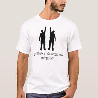 T-shirt Les Anti-Conformistes unissent !