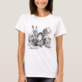 T-shirt Les aventures d'Alice au pays des merveilles