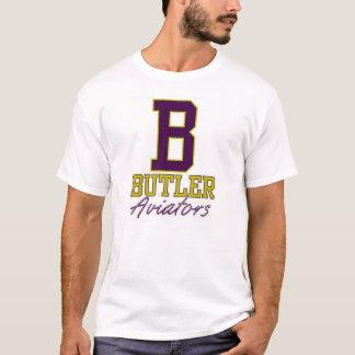 """T-shirt Les aviateurs de Vandalia-Maître d'hôtel """"VONT"""