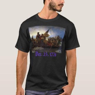 T-shirt les batailles de Washington
