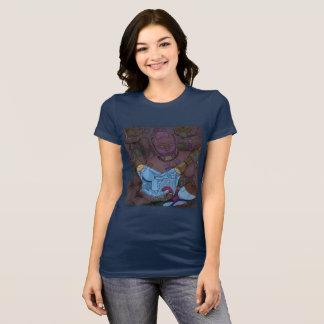 T-shirt Les chats de l'espace découvrent le fil