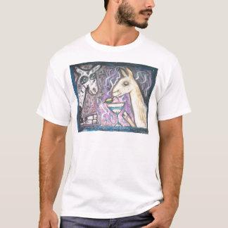 T-shirt Les chèvres naines nigériennes ont-elles des