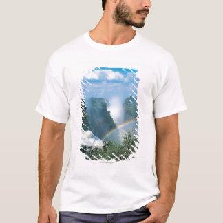 T-shirt Les chutes Victoria, Zimbabwe