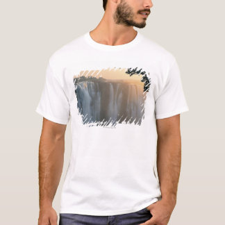 T-shirt Les chutes Victoria, Zimbabwe, Afrique