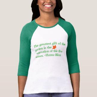 T-shirt Les cinq sens