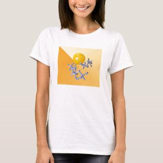 T-shirt Les crics et les années 1960 de baby boomer de