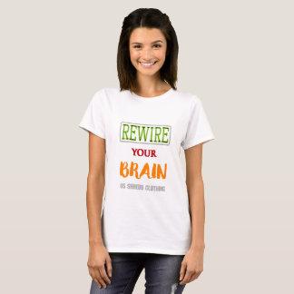 T-shirt Les dames refont l'installation électrique votre
