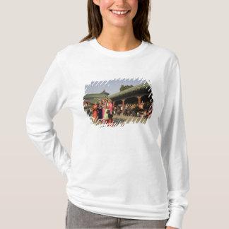 T-shirt Les danseurs folkloriques amateurs costumés