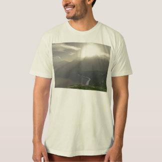 T-shirt Les eaux alpines