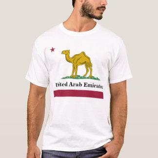 T-shirt Les Emirats Arabes Unis EAU