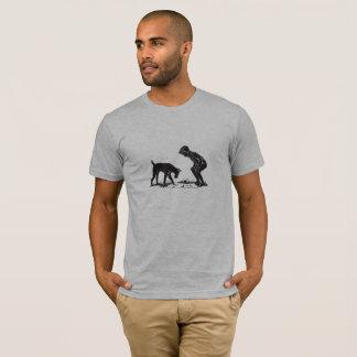 T-shirt Les enfants de wagon couvert : Benny et la montre