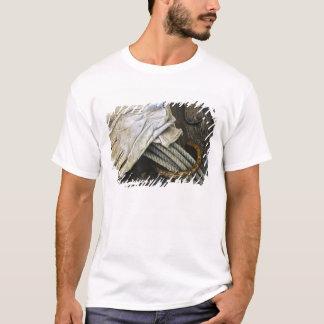 T-shirt Les Etats-Unis, Nouveau Mexique, Santa Fe. Plan