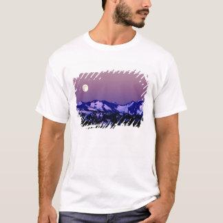 T-shirt Les Etats-Unis, Washington, port Angeles,