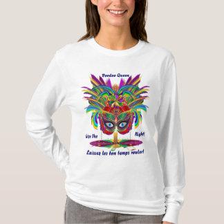 T-shirt Les femmes de mardi gras allument tous les signes