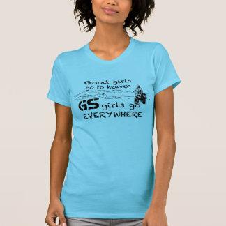 T-shirt Les filles de GS vont partout
