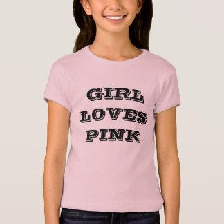 T-shirt Les filles regarderont et se sentiront grandes