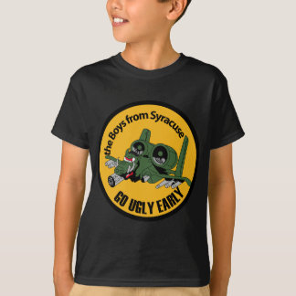 T-shirt Les garçons des insignes de Syracuse