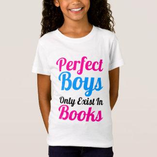 T-Shirt Les garçons parfaits existent seulement dans le