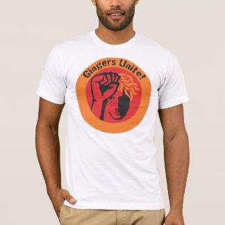T-shirt Les gingembres unissent !