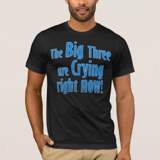 T-shirt Les grands 3 pleurent en ce moment !