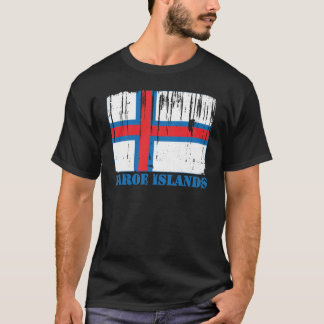 T-shirt Les Iles Féroé