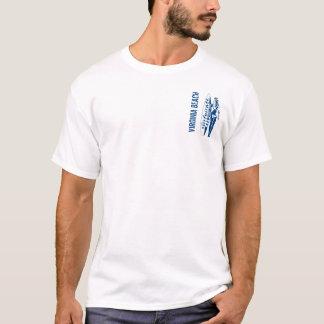 T-shirt Les magasins de surf