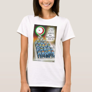 T-shirt les masses des ânes