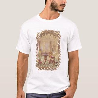 T-shirt Les meubles gothiques de Pugin, par Augustus