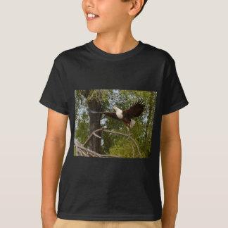 T-shirt Les mouches Tom Wurl d'Eagle
