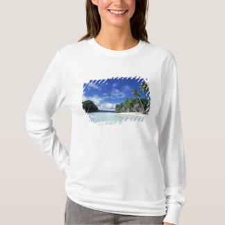 T-shirt Les Palaos, îles de roche, île de lune de miel,