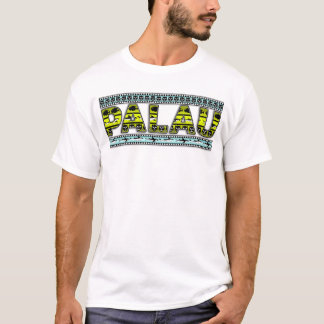 T-shirt Les Palaos piquent l'avant