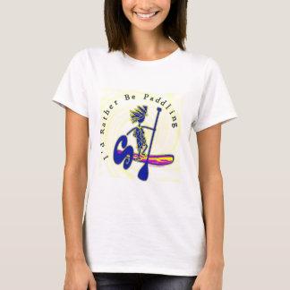 T-shirt Les PETITES GORGÉES I barboteraient plutôt