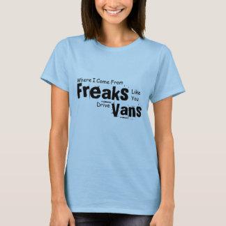 T-shirt Les phénomènes vous aiment