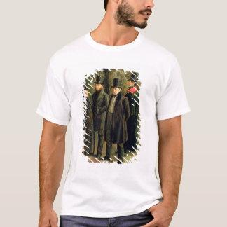 T-shirt Les poètes Aleksandr Pushkin