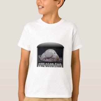 T-shirt Les poissons de goutte