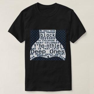 T-shirt Les profonds