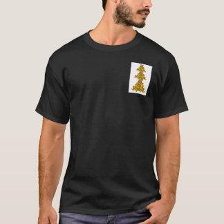 T-shirt Les spiritueux indigènes de fantôme de masque de