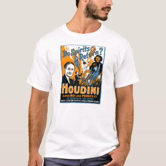 T-shirt Les spiritueux retournent-ils ?