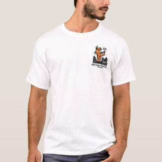T-shirt Les t de l'entraîneur de robotique