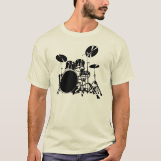 T-shirt les tambours