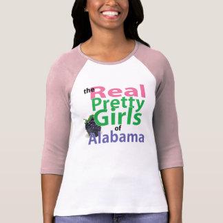 T-shirt les vraies JOLIES FILLES de l'Alabama