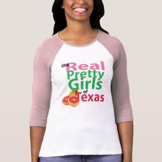 T-shirt les vraies JOLIES FILLES du Texas