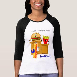 T-shirt L'espace restauration