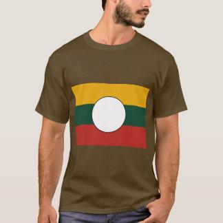 T-shirt l'État Shan, Myanmar