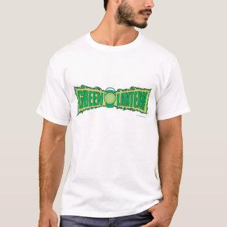 T-shirt Lettres vertes 1 de lanterne