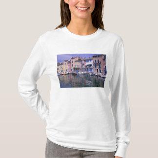 T-shirt L'Europe, France, Provence, Martiques, Miroir