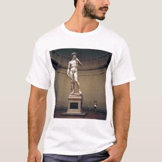 T-shirt L'Europe, Italie, Florence. L'échelle grandeur de