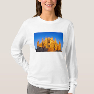 T-shirt L'Europe, Italie, Milan, cathédrale de Milan
